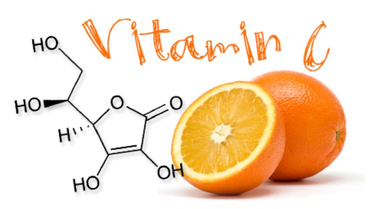 Da căng bóng với công thức Vitamin C + Kem chống nắng